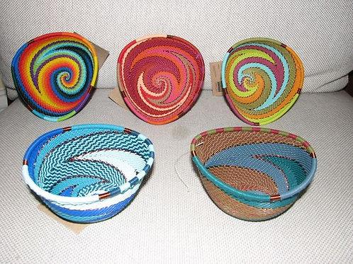 Fairgrass Zulu Wire Basket (Triangular)