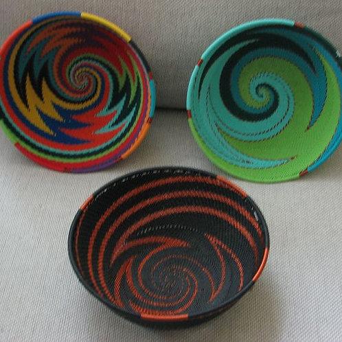 Fairgrass Zulu Wire Basket (Round)