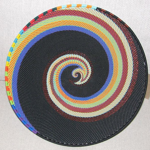 Zulu Large Cone Shaped Wire Basket