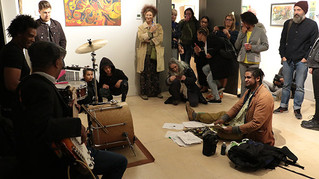 Rhythm: the work of Akinyemi Oludele
