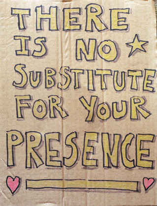 There Is No Substitute....