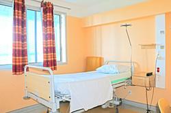 Chambre clinique Sainte Clotilde
