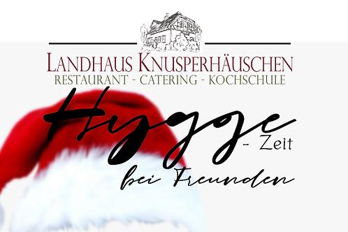 HYGGE-Zeit an Nikolaus 06.Dezember