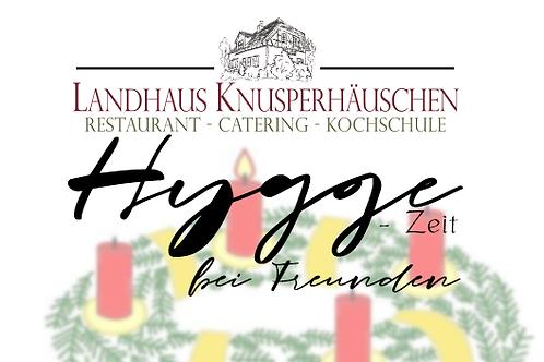 HYGGE-Zeit am 1.Advent 29.November