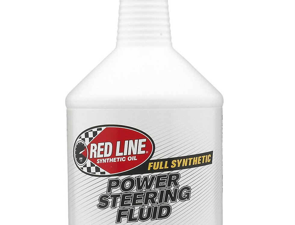 Red Line Synthetic 30404 Power Steering Fluid