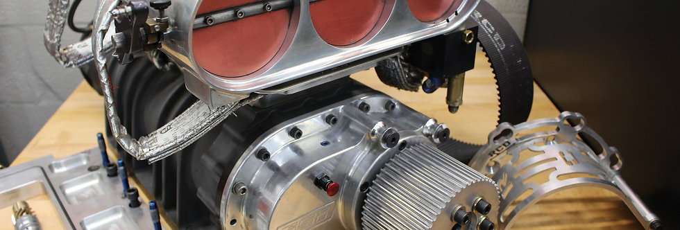 SSi 14-71 Blower with Fuel System