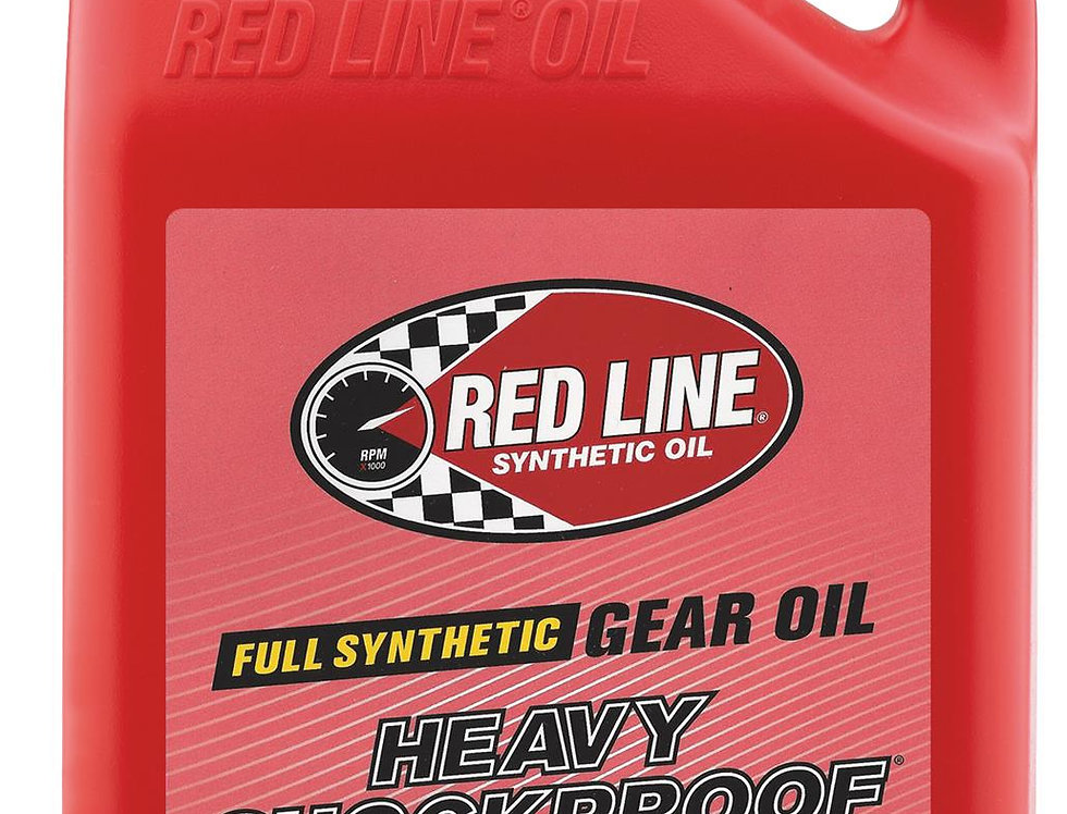 Red Line Synthetic 58205 Motor Oil