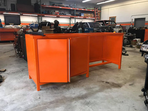 Custom Work Benches