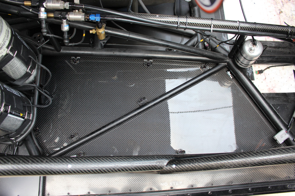 Custom Carbon Panels
