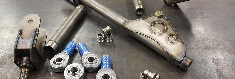 Ford Superduty Fabricated 3-link Arms
