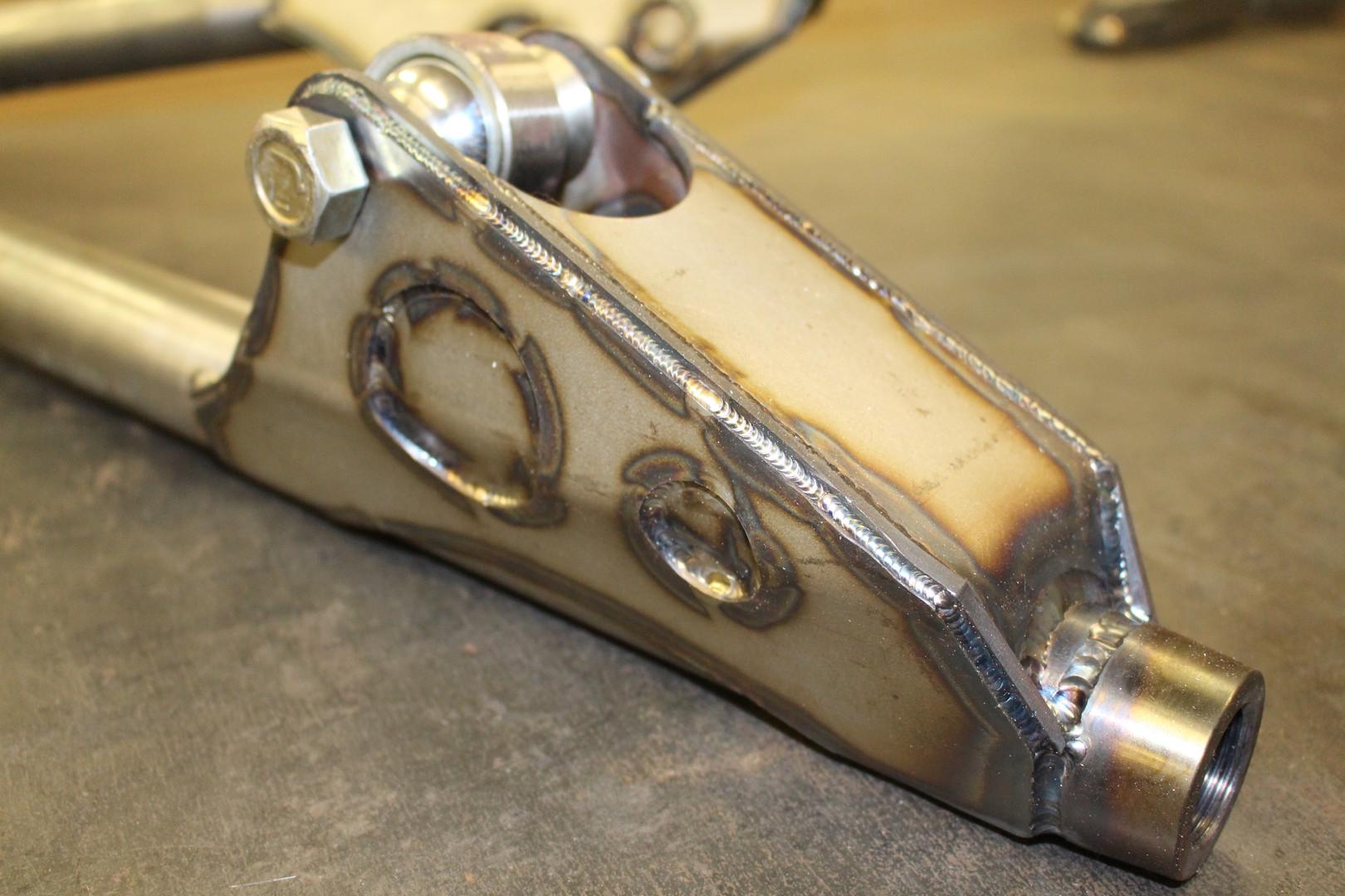 Ford Superduty Adjustable Radius Arms
