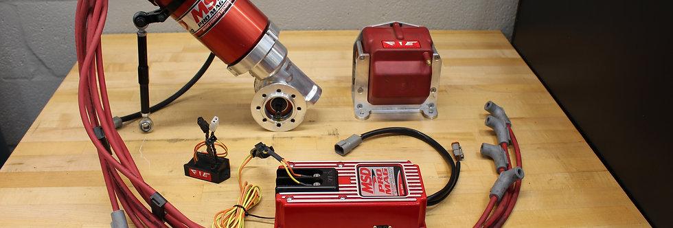 MSD Pro Mag Magneto Set up