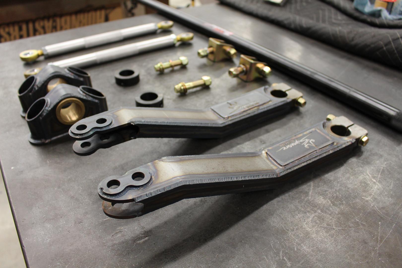 Ford Superduty Torsional Sway Bar Kit
