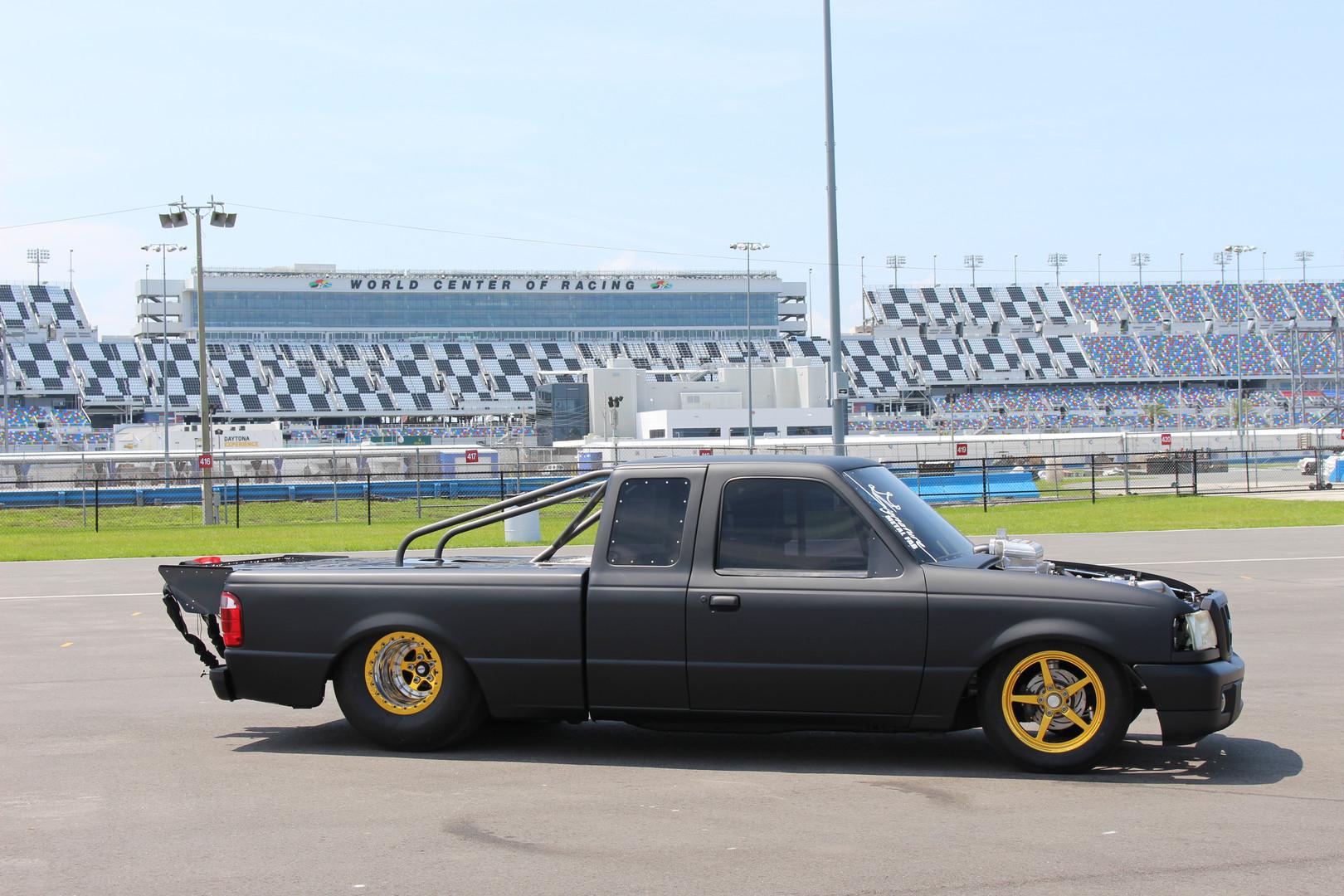 Johnnys Ranger at Daytona
