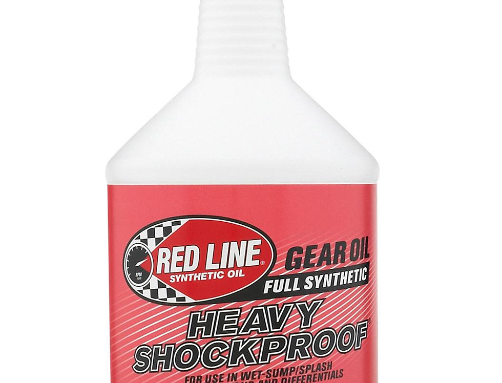 Red Line Synthetic 58204 Gear Oil