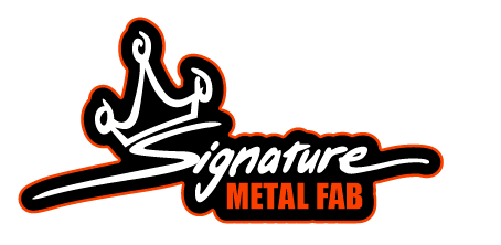 Welcome to the Signature Metal Fab Blog!!