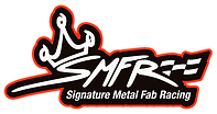 SMFR Logo white and orange no background