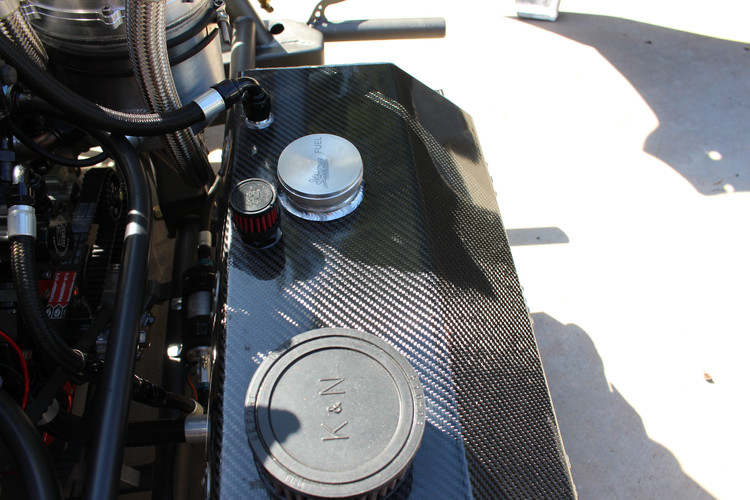 Fuel Tank on Al Capone