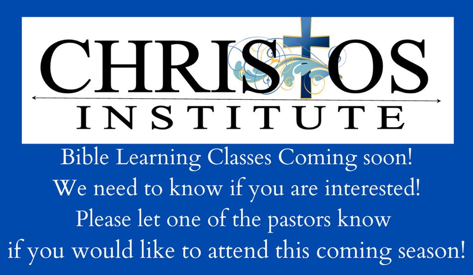 Christos Institute