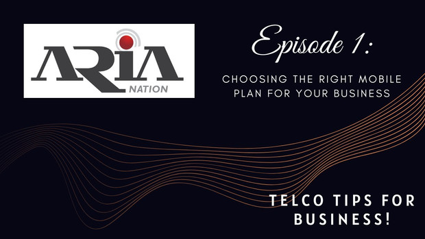 Telco Tips Episode 1: Choosing the right mobile plan for your business