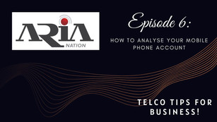 Telco Tips Episode 6: How to analyse your mobile phone account