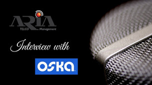 Aria Telco Management interview with Oska Wellness