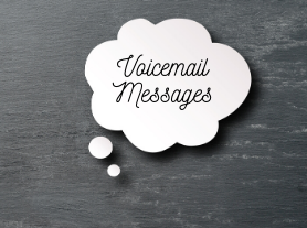 Voicemail Messages