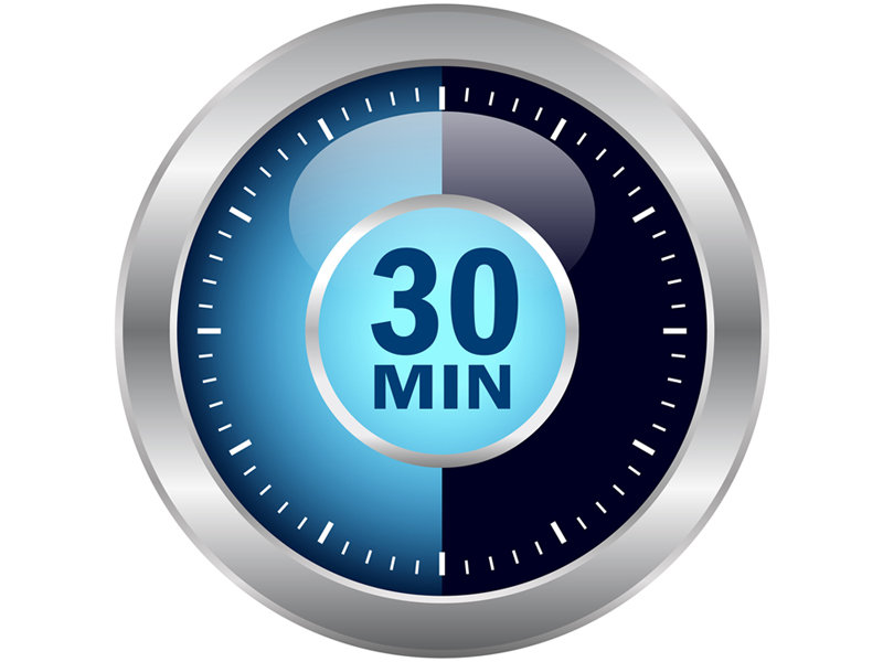 30-Minute Face to Face Meeting