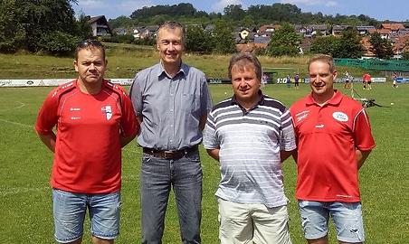 Vorstandschaft der JFG Mömlingtal 2018