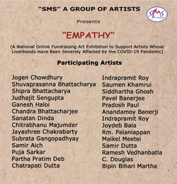 Participating Artist List