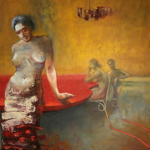 Flow of Nostalgic Shadow by Pavel Banerjee