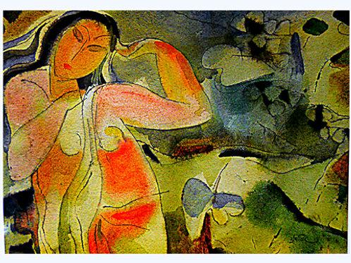 Alone by Judhajit Senupta