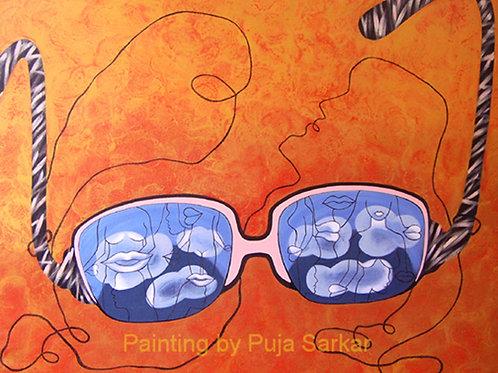 Dreamy Eyes by Puja sarkar