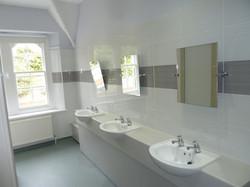 Boarding school bathroom refit