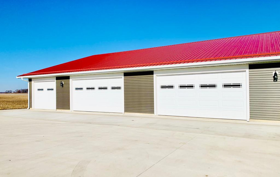 South garages 1