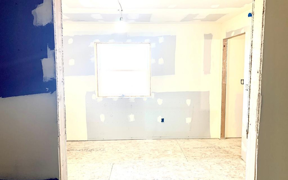 view from bathroom 2 in bedroom 2