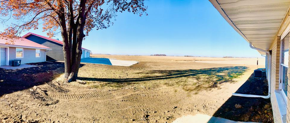 pano of view from unit 6