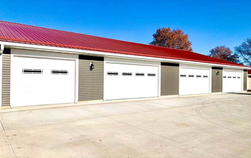 South garages