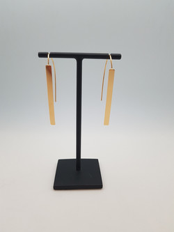 Création pour assortir à un collier.