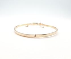 Le bracelet vue de dos
