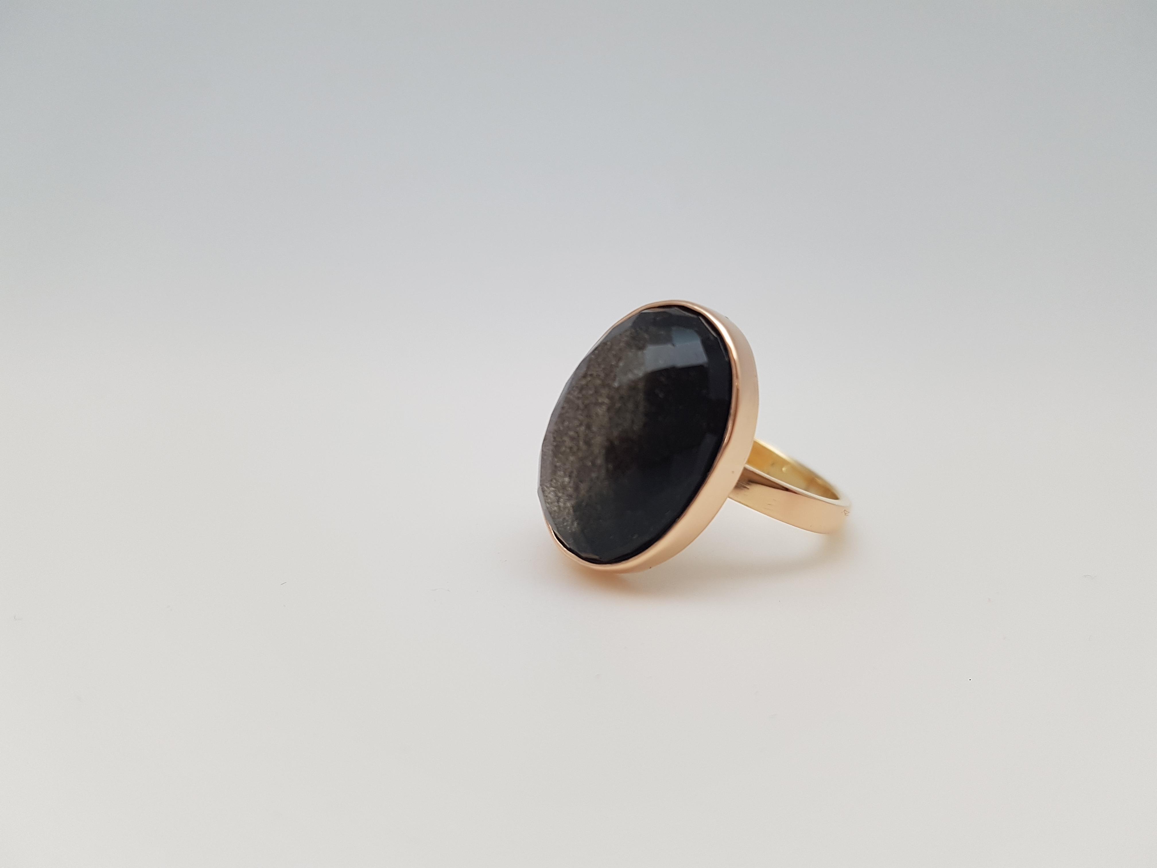Nouvelle obsidienne pour 2ème vie de métal