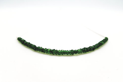 Collier Chromodiopside
