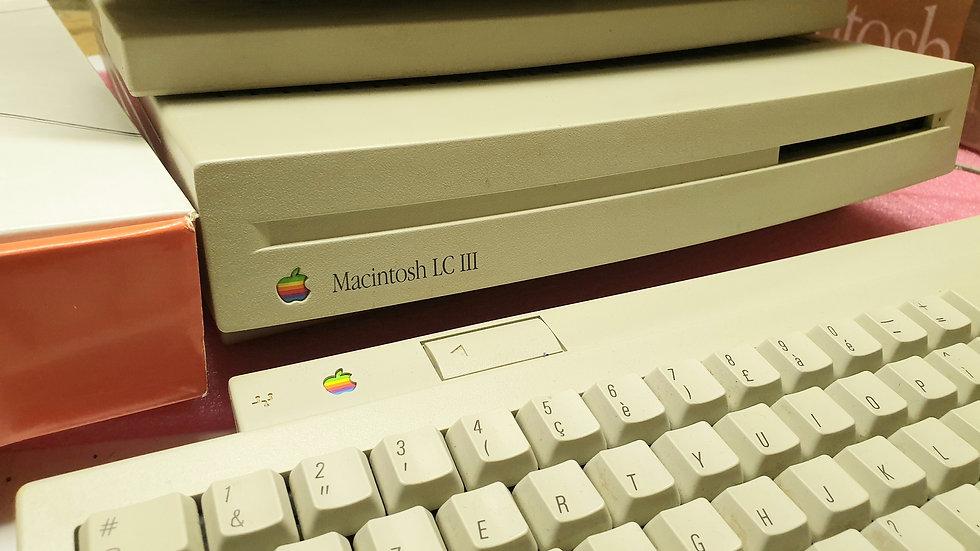 Macintosh LC III Apple 1993