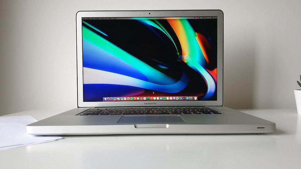 MacBook Pro 15.4'' Intel QuadCore i7 con 12GB RAM / SSD / mid 2012