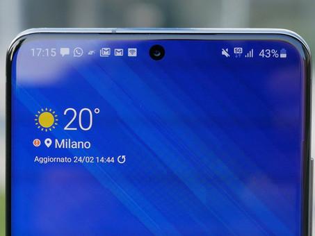 Samsung Galaxy S20 Ultra 5G Recensioni