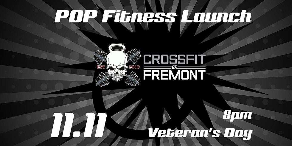 Group Training LAUNCH at CrossFit of Fremont