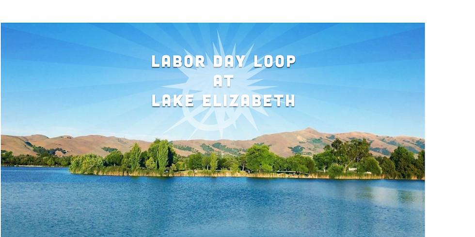 Lake Elizabeth Labor Day Loop!