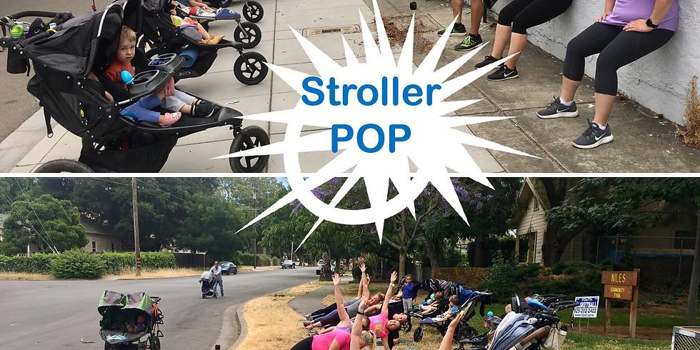 StrollerTEAM Huddle Tuesday!