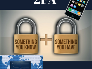 Two Factor Authentication, Do it NOW!