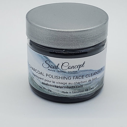 Charcoal Polishing Face Cleanser